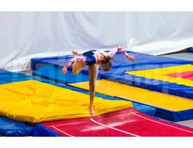 Дополнительный мат для акробатики