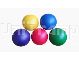 Мяч Dodgeball для игры в вышибалу на батутной арене