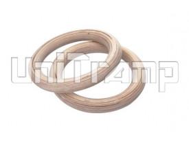 Гимнастические кольца взрослые (без подвесов)