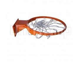Кольцо баскетбольное амортизационное для батутной зоны
