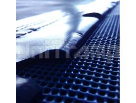 Сетка для батутной арены 2,6x2,6 (коммерческая нейлон в ПВХ)