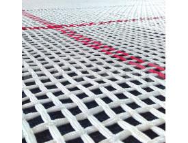 Сетка для Фристайл-батута 5х5  (плетеная тесьма 4х4 мм)
