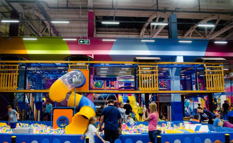 Детский развлекательный центр «Ай! Да! Парк!»