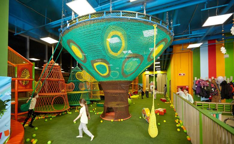 Детский развлекательный центр «Лето парк»